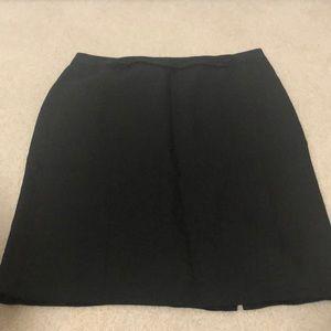 LOFT fully lined Linen skirt-never worn